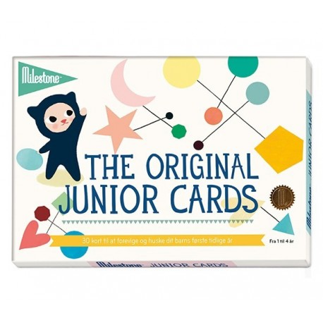 Milestone Cards - Junior kort