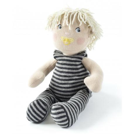 Charlie - Blød dukke - Smallstuff