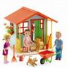 Legehus - Petit Home dukkehusmøbler - Djeco