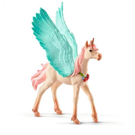 Pegasus enhjørning føl - Figur - Schleich