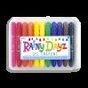 Rainy Days - 12 gel farver til vinduer, spejle m.m. - Ooly