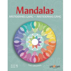 Den fantastiske malebog 8-99 år - Mandalas
