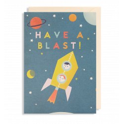 Have a blast! - Kort & kuvert - Lagom