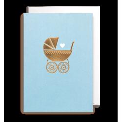 Baby Boy - Kort & kuvert - Lagom