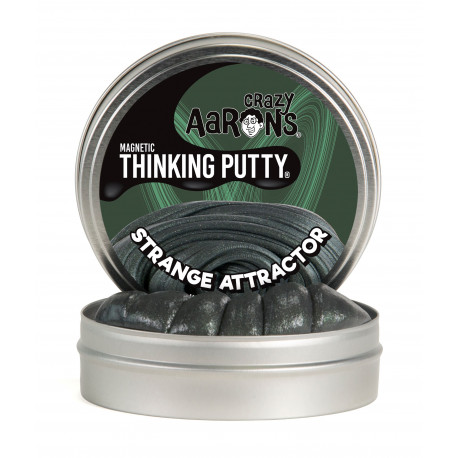 STRANGE ATTRACTOR - Stor Magnetic Thinking Putty - Crazy Aarons