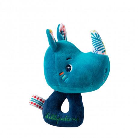 Marius næsehorn - Mini rangle - Lilliputiens