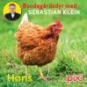 Høns Pixi bog - Bondegårdens dyr med Sebastian Klein - Carlsen