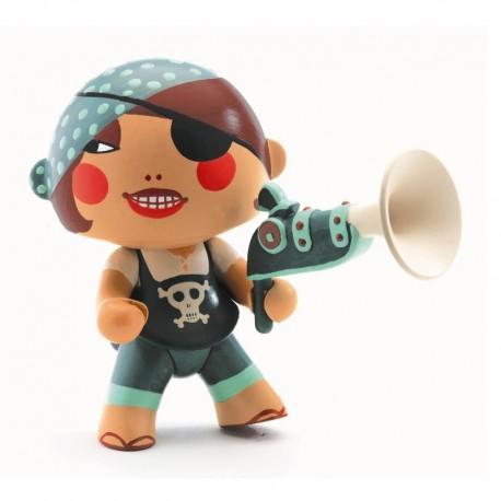 Djeco piratfigur - Caraïba