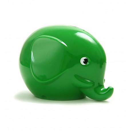 Grøn elefant sparebøsse - Maxi - Norsu