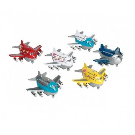 Flyvemaskine med lys & lyd