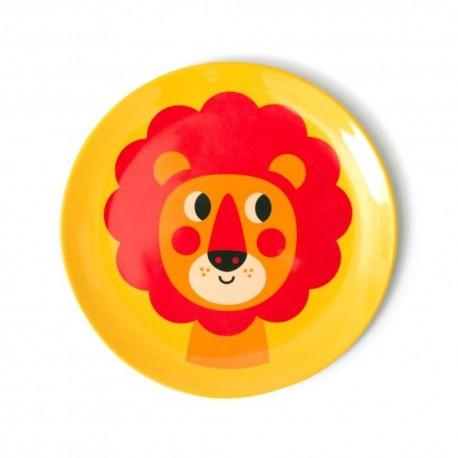 Ingela P. Arrhenius tallerken - Ny løve