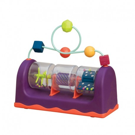 B. Toys - Spin, Rattle