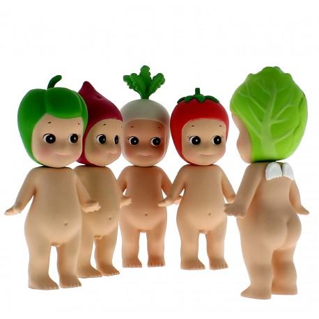 Sonny Angel dukke - Vegetable series - Grøntsager