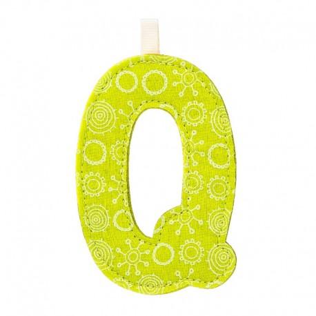 Lilliputiens stofbogstav - Q