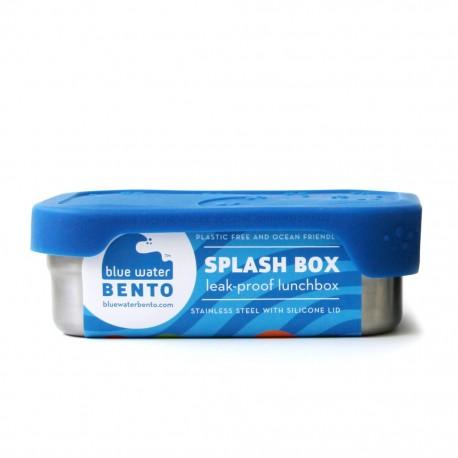Splash Box lækagesikker madkasse - ECOlunchbox