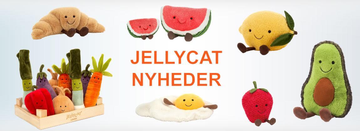 Jellycat nyheder - Klik her!